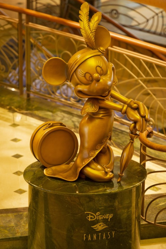 Fun Facts about the Disney Fantasy 3