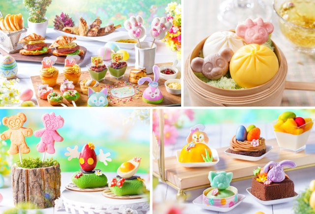 Guide to Tasty Easter Eats and Treats at Disney Parks 18