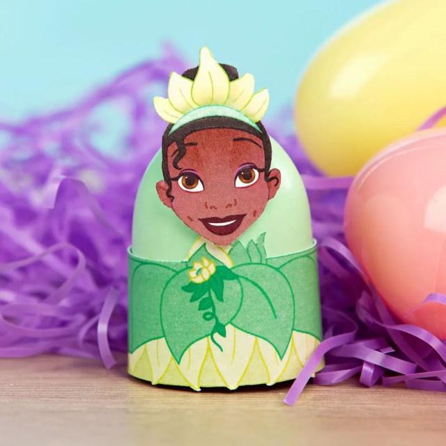 Tiana easter egg