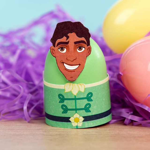 prince naveen egg