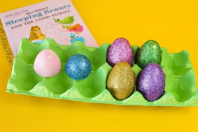 Disney Princess Easter Eggs