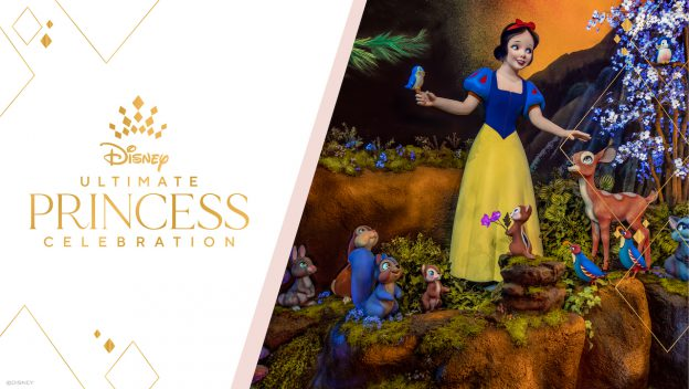 Disney's Ultimate Princess Celebration Kicks Off Today!