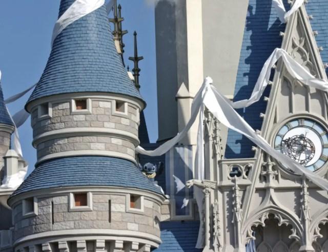 The Magical Makeovers of Magic Kingdom's Cinderella Castle 3