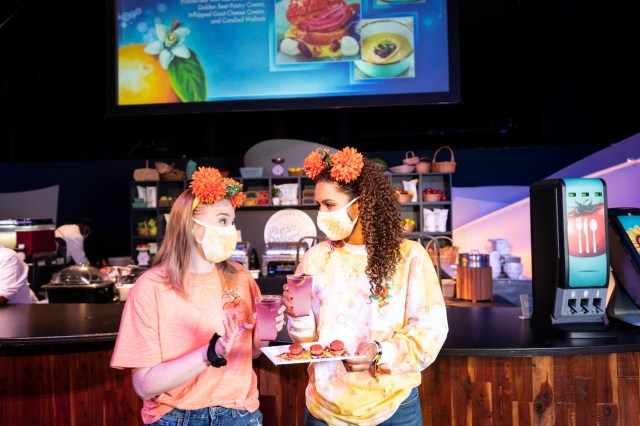 Top 10 Things for Adults to do at Taste of EPCOT International Flower & Garden Festival 9