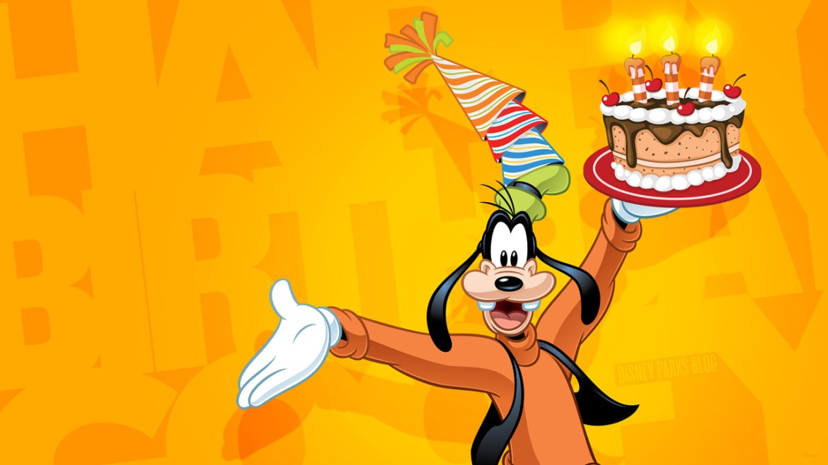 Celebrate Goofy's Birthday with these Fun Facts!
