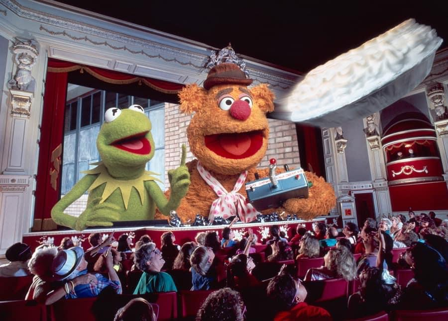 Celebrating the Anniversary of Muppet Vision 3D