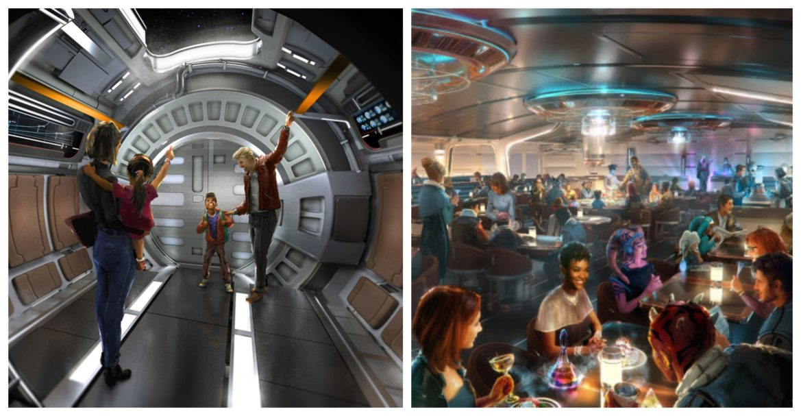 More details on the Star Wars: Galactic Starcruiser Experience have been revealed