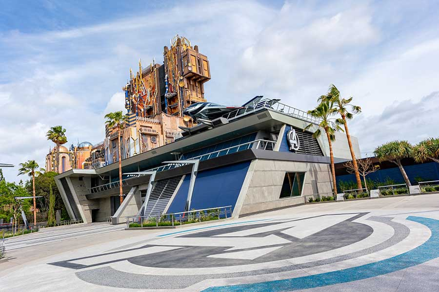 Everything we know about Avengers Campus at Disney California Adventure