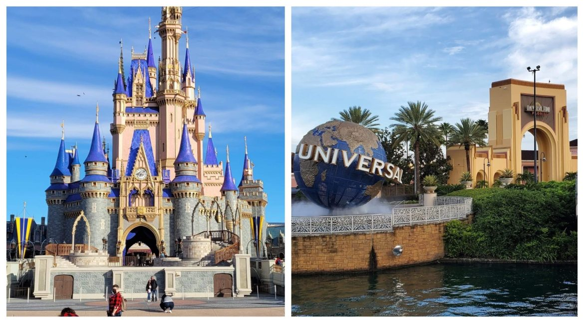 Disney World And Universal Are Hiring For The Following Positions