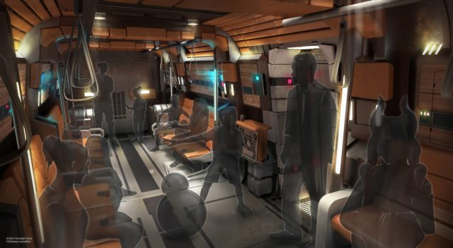 More details on the Star Wars: Galactic Starcruiser Experience have been revealed 4