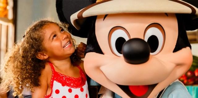 Character Dining Returns to Walt Disney World 2