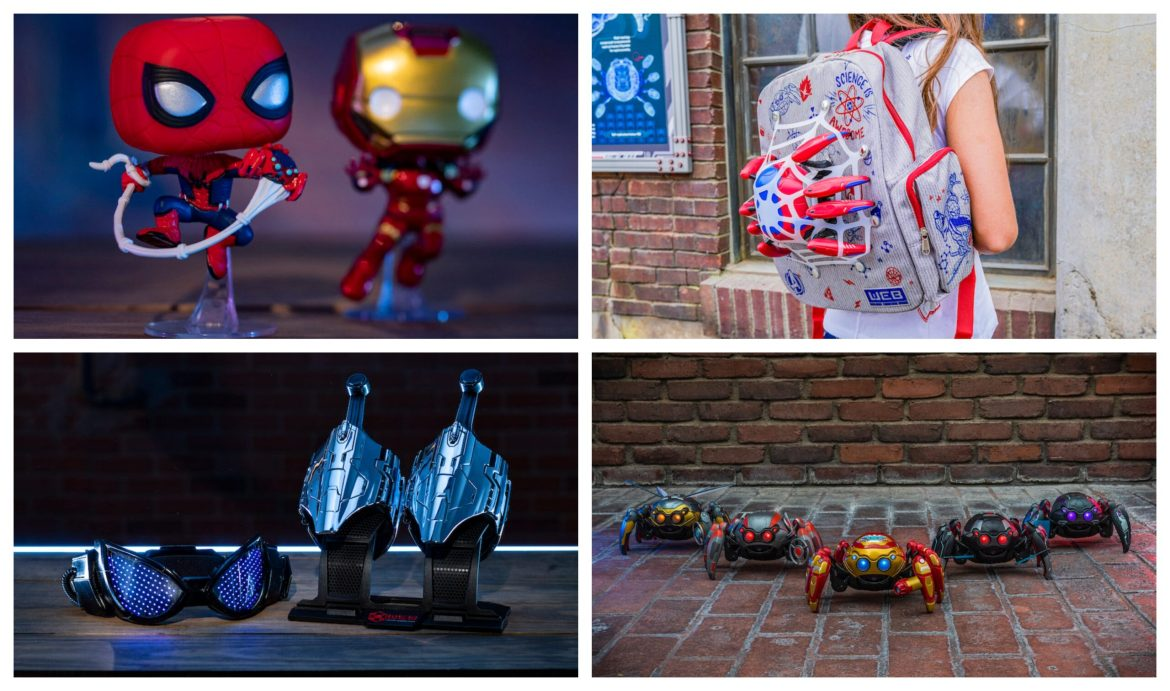 Epic Merchandise Coming to Avengers Campus at Disneyland