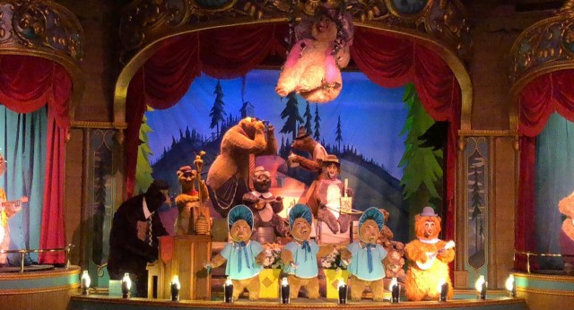 Country Bear Jamboree: Fun Facts About the Frontierland Favorite 1