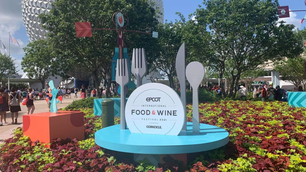 The 2021 Epcot International Food & Wine Festival Offers 129 Days of Tasty Fun!