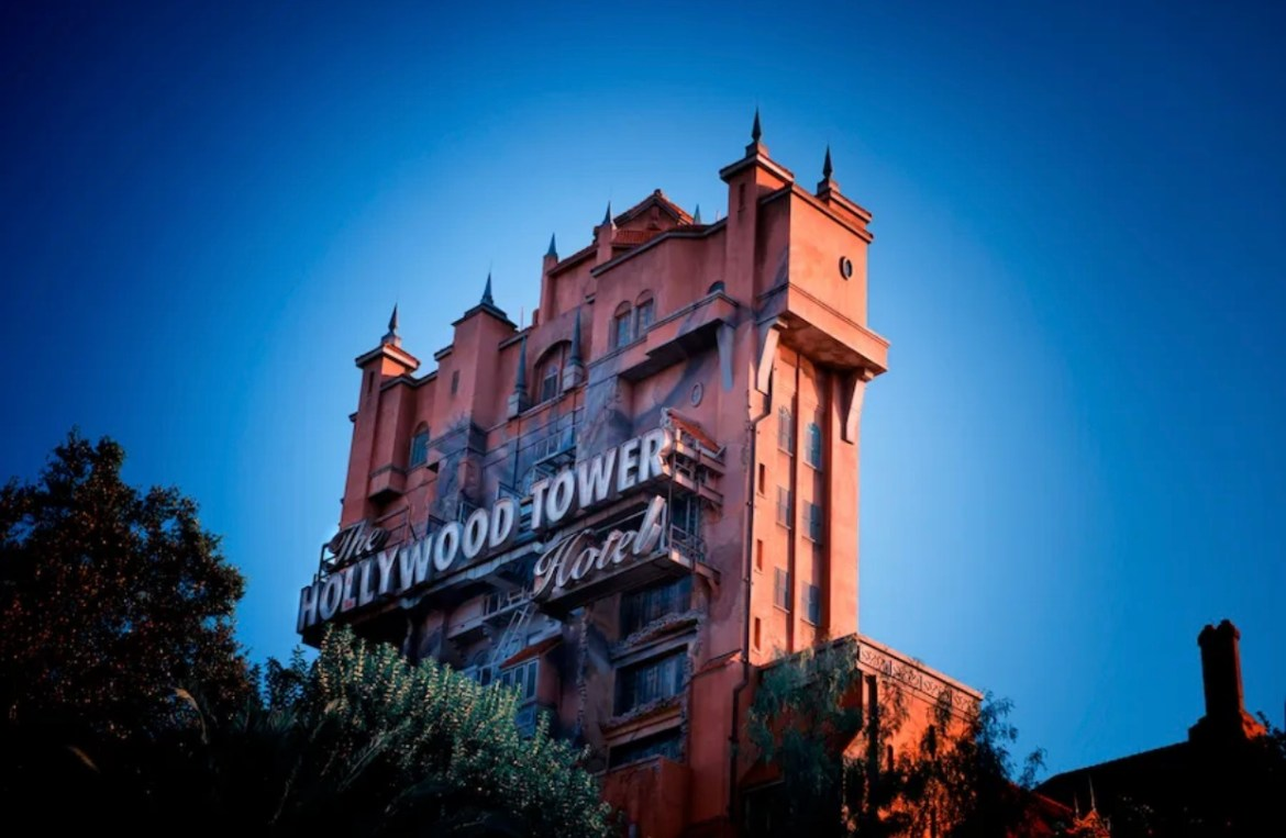 Celebrating the Anniversary of Tower of Terror