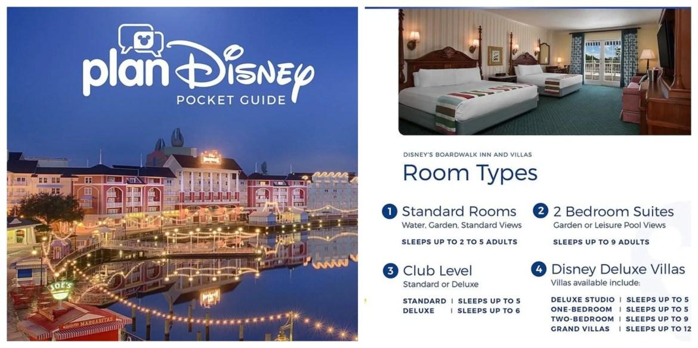 Pocket Guide to Disney's Boardwalk Inn and Villas from planDisney