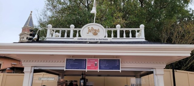 Where to get coffee at Disney World 3