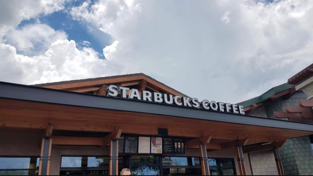 Where to get coffee at Disney World 4