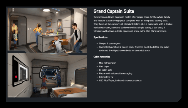 More Details About Star Wars: Galactic Starcruiser Revealed 12