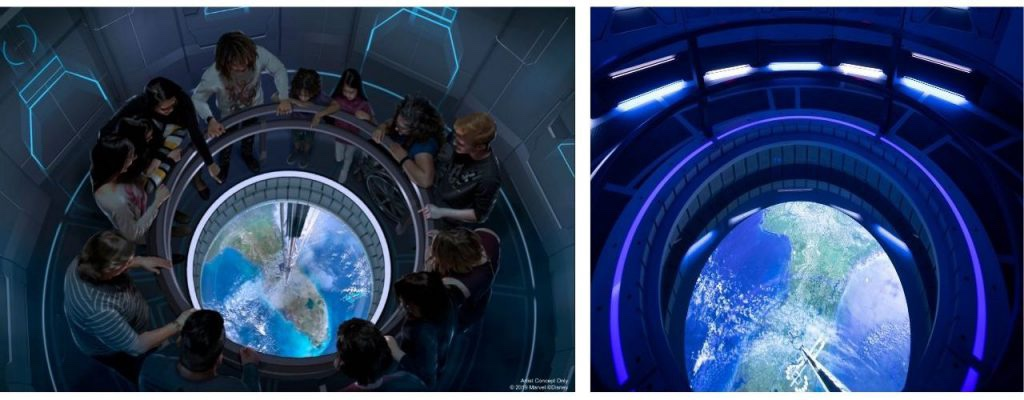 Epcot's Space 220 Restaurant is opening Soon