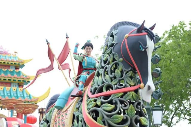 Mulan World Princess Week