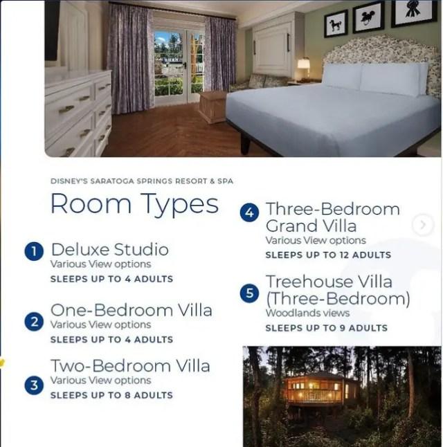 Disney's Saratoga Springs Resort & Spa Pocket Guide 1