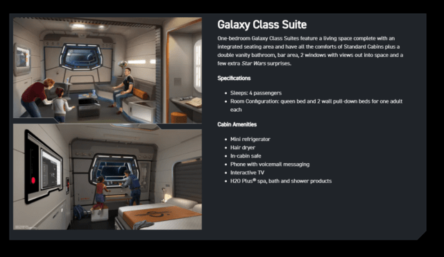 More Details About Star Wars: Galactic Starcruiser Revealed 11
