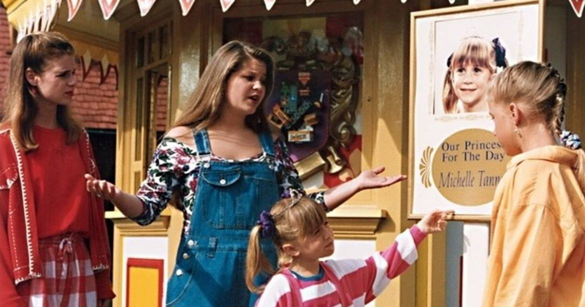 See Disney World Through the Eyes of 'Full House' with these Attractions (Part 1 of 2)