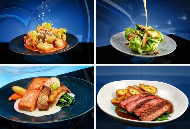 Epcot's Space 220 Restaurant is opening Soon 2