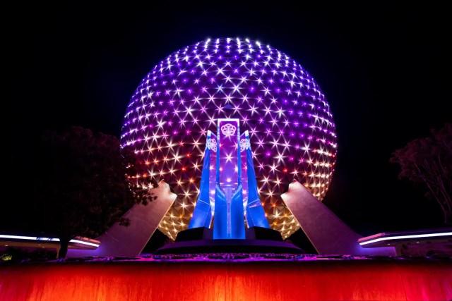 Beacons of Magic at all 4 Disney World Theme Parks 2