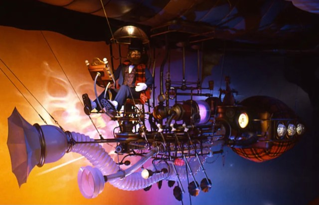 Our Favorite Extinct Disney World Rides 2