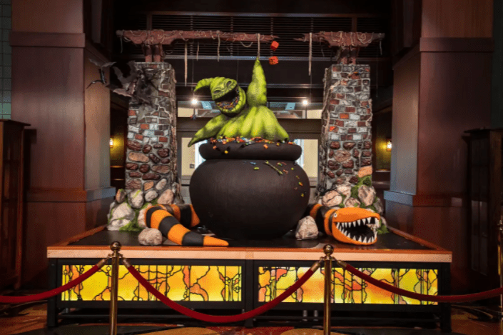 Celebrate Halloween Time at the Disneyland Resort Hotels