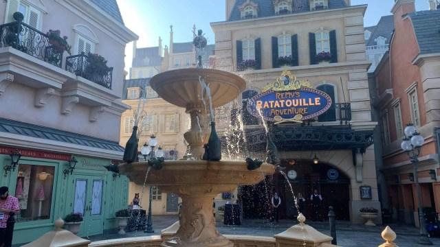 Remy's Ratatouille Adventure