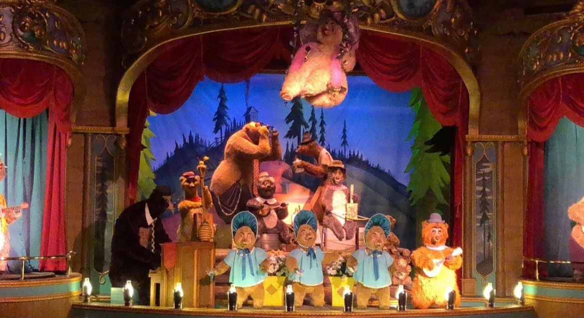 The Country Bear Jamboree: A Disney Parks Classic