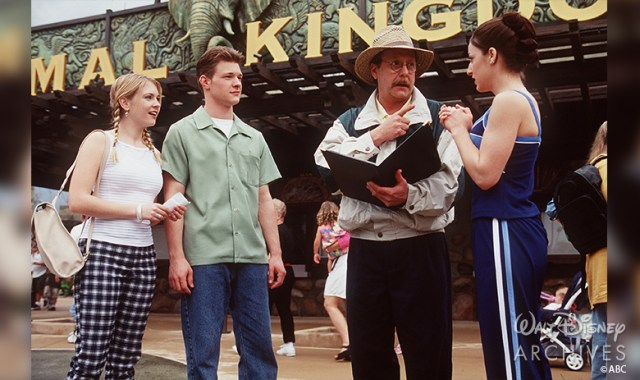 6 Attractions that Sabrina (the Teenage Witch) Visited on Her Trip to Animal Kingdom 1