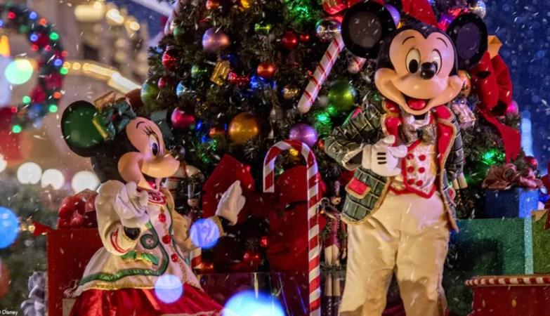 Details Announced for Christmas Season at Walt Disney World for 2021 2