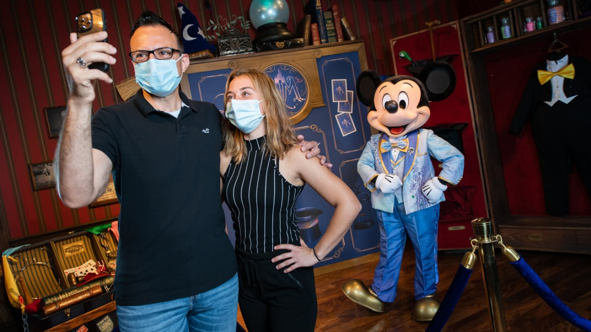 Characters Returning for Meet & Greets at Disney World next month