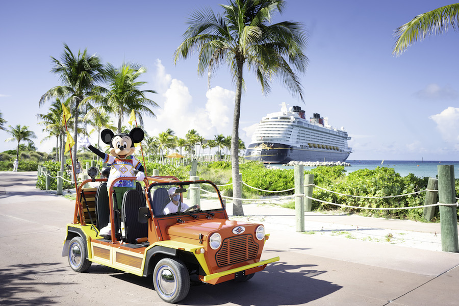 Disney Cruise Line offers Enchanting Entertainment for families 5