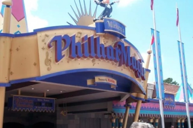 Celebrating the Anniversary of Mickey's PhilharMagic at Magic Kingdom 1