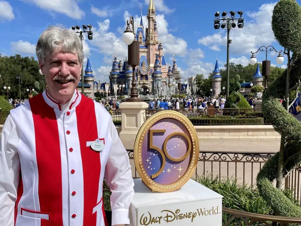 Celebrate 50 Years Of Magical Music On Main Street U.S.A!