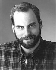 Thin with beard