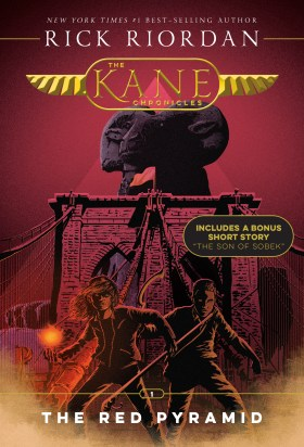 Red Pyramid new cover