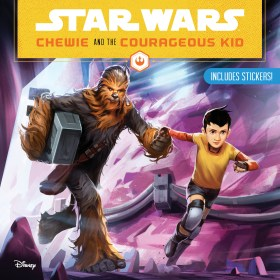 Chewie and the Courageous Kid cover