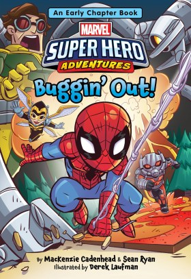 Buggin' Out Cover