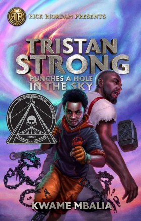 Tristan Strong Medal