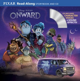 Onward Read-Along Storybook and CD