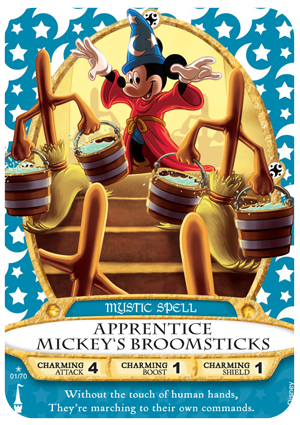 Walt Disney Worlds Sorcerers Of The Magic Kingdom SotMK