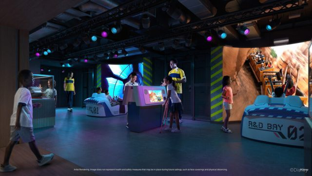 Disney Wish: The Grand Reveal of the Kids Clubs • The Disney Cruise Line  Blog