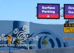 Disney Springs Now Offering Preferred Parking