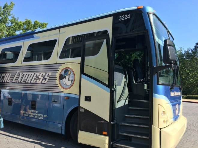 Disney World Transportation - Magical Express